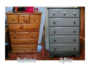 recycle furniture and home appliances