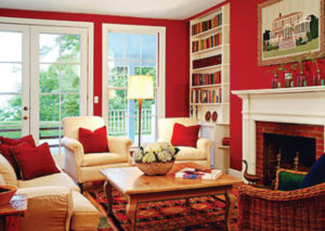 Psychological Effect of Interior Color
